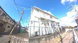 シティーハイム北田[2階]の外観