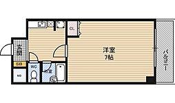 リセスコート1[3階]の間取り