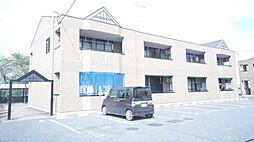 埼玉県深谷市畠山の賃貸アパートの外観