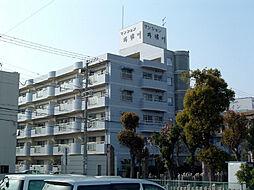 マンション外堀川[107号室]の外観