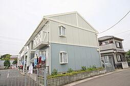 コーポマツノキ壱番館[201号室]の外観