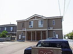 グリーンハイツ宮町C[2階]の外観