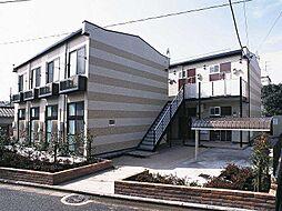 埼玉県川口市青木4丁目の賃貸アパートの外観