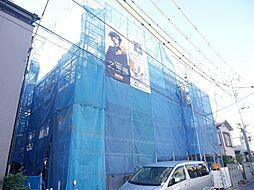 仮)千住宮元町レジデンス[202号室]の外観
