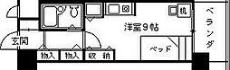 ルモンド西宮[2階]の間取り