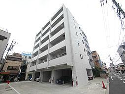 愛知県名古屋市中村区中島町2丁目の賃貸マンションの外観