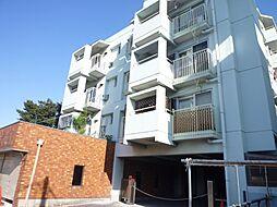 大阪府堺市西区浜寺諏訪森町西1丁の賃貸マンションの外観