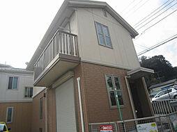 神奈川県藤沢市大鋸3丁目の賃貸アパートの外観