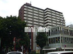 ロータリーマンション栄[13階]の外観