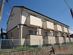 ビュードパレス C棟[1階]の外観