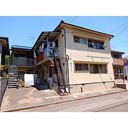 沖本ハウス[102号室]の外観