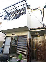 [一戸建] 大阪府茨木市新庄町 の賃貸【/】の外観