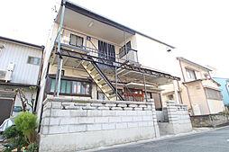愛知県名古屋市南区中割町4丁目の賃貸アパートの外観