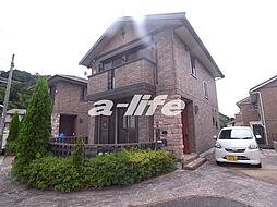 [一戸建] 兵庫県神戸市北区谷上南町 の賃貸【/】の外観