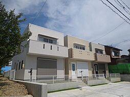 [テラスハウス] 愛知県名古屋市緑区黒沢台2丁目 の賃貸【/】の外観