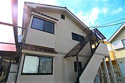 コーポアザレア[2階]の外観