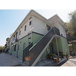奈良県北葛城郡広陵町安部の賃貸アパートの外観