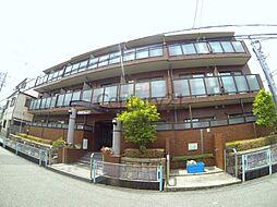 シェルプール弐番館[1階]の外観