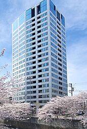 パークキューブ目黒タワー[1階]の外観