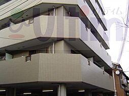 京都府京都市下京区南京極町の賃貸マンションの外観