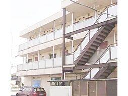 ハイネス北田園[3階]の外観
