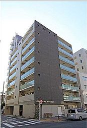 東京都文京区関口1丁目の賃貸マンションの外観