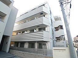 ツリーデン松戸3[3階]の外観
