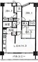 姪浜駅 7.0万円