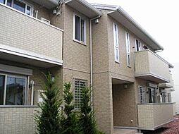 レフィナード白鷺[1階]の外観
