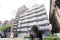 家具・家電付きメゾン・ド・祇園 C[8階]の外観