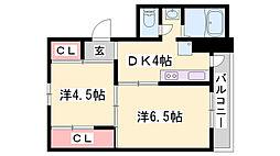 上郡駅 2.6万円