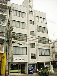 愛媛県松山市湊町2丁目の賃貸マンションの外観