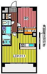 ベル・メゾン[2階]の間取り