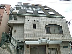 東京都目黒区祐天寺2丁目の賃貸マンションの外観