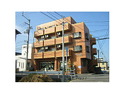 愛媛県松山市市坪北2丁目の賃貸マンションの外観