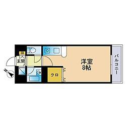 中洲川端駅 4.3万円