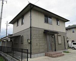 [タウンハウス] 兵庫県姫路市西延末 の賃貸【/】の外観
