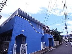 ブルーハイム[1階]の外観