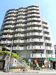 埼玉県川口市本町3丁目の賃貸マンションの外観