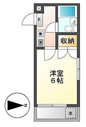 ATS千代田橋[4階]の間取り