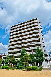 大阪府大阪市住之江区浜口東3丁目の賃貸マンションの外観