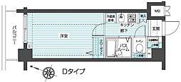 フェニックス横濱井土ヶ谷[4階]の間取り