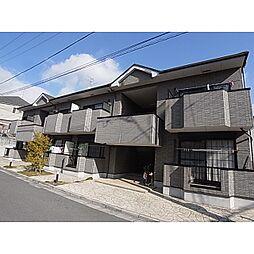 奈良県奈良市二名3丁目の賃貸アパートの外観