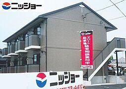 メゾンムジュー[2階]の外観