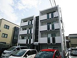 北海道札幌市東区北十条東12丁目の賃貸マンションの外観