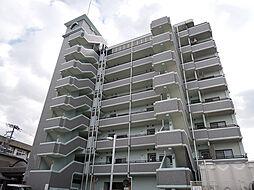 大阪府八尾市久宝寺3丁目の賃貸マンションの外観