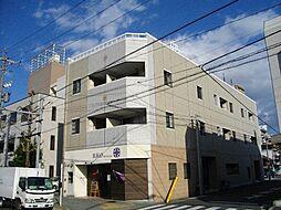愛知県名古屋市中村区豊国通6丁目の賃貸マンションの外観