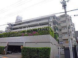 HF田無レジデンス[1階]の外観