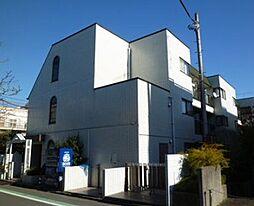 東京都葛飾区奥戸3丁目の賃貸マンションの外観