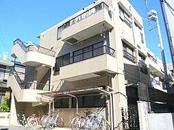 ロイヤルシティ夢見ヶ崎[3階]の外観